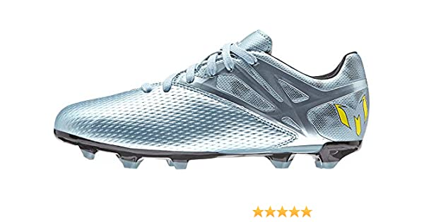 cheap for discount a8888 c6571 adidas Boys  Messi 10.3 Firm Artificial Ground Junior Football Boots   Amazon.co.uk  Shoes   Bags