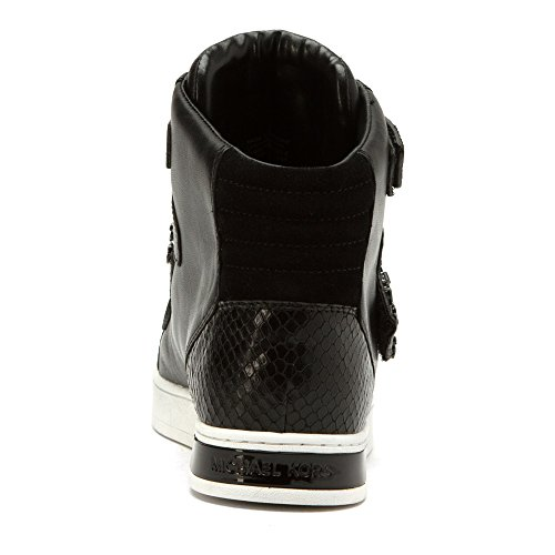 haute baskets MICHAEL KORS femmes 43F6RAFE7L RANDI HIGH TOP Nero