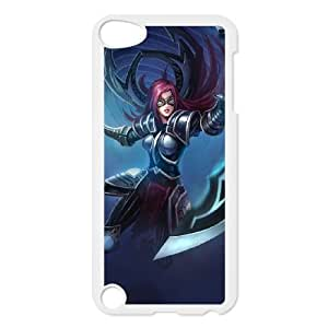 iPod Touch 5 Case White League of Legends Infiltrator Irelia OIW0454384