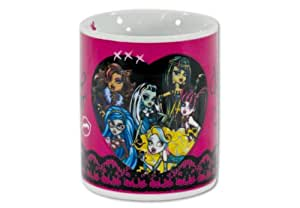 Joy Toy - Monster High mug porcelaine Heart