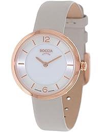 Boccia Damen-Armbanduhr 3266-02
