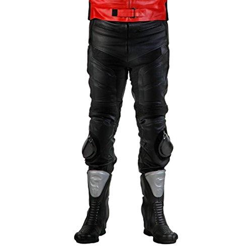 Lemoko Textil Motorradjacke grau schwarz Gr XXXL