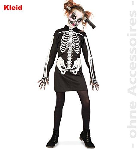Kostüm Gans Kind - Gaensebluemchen 2tlg m Hut Blume Gänse Blümchen Mädchen Kinder Kostüm Gr 140