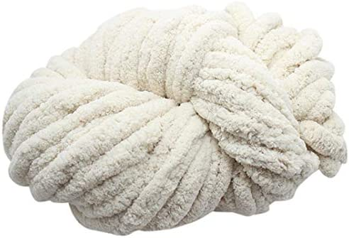 Classic épais Pelote de laine – Diadia Super épais Classic Coton doux Yarn- 250 g – Neuf Pelote de laine de soie naturelle – pour crochet, tricot et travaux Femmeuels (C) B07G983LCD 50310a