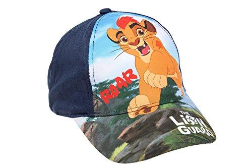 Disney König der Löwen Baseball Cap für Kinder, original Lizenzware, dunkelblau, Gr. 54