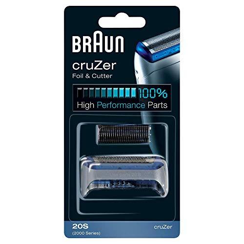 Braun 20S - Recambio Afeitadora Eléctrica Hombre