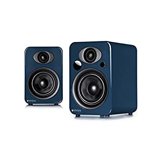 Steljes Audio NS3 Bluetooth Duo Speakers (Artisan Blue)