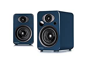 Steljes Audio NS3 Bluetooth Duo Speakers (Artisan Blue)