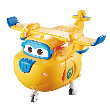 Super Wings – Donnie – Avion Transformable 12 cm