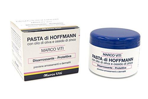 MARCO VITI HOFFMANN PASTE 200-ml-Zink-Oxid-WINDEL-Creme und Olivenöl-IDEAL für Babys-Babys-ANTIREDNESS-beruhigende -