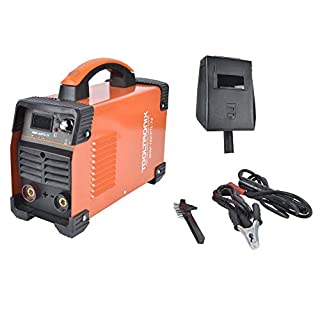 TOOLTRONIX 160 AMP Inverter Welder MMA ARC Portable Welding Machine 60% D- Cycle