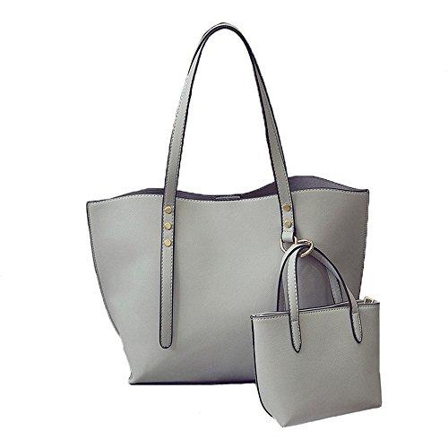 borsetta-stile-semplice-solido-colore-leggero-donna-grigio-2pcs