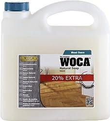 WOCA Holzbodenseife 3 L, 1 Stück, natur, 511030A