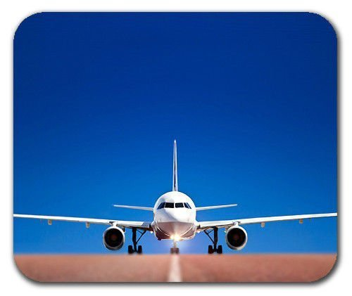 airplane-in-front-runway-boeing-aircraft-plane-mousepad-mouse-pad-mat