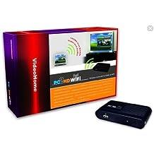 Convertitore Trasmettitore Ricevitore Wireless da PC VGA a HDMI TV LCD LED PROIETTORE
