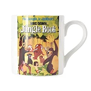 disney jungle livre 300ml tasse en porcelaine anglaise cuisine maison. Black Bedroom Furniture Sets. Home Design Ideas
