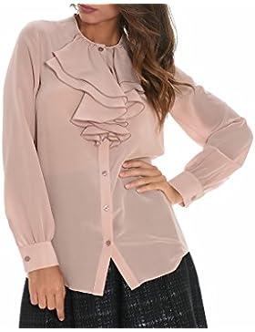 Altea Camicia Donna 176461882 Seta Rosa