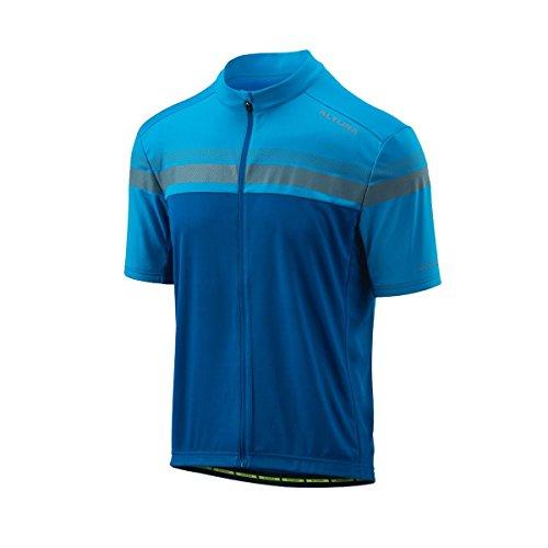 Altura Herren Nachtsicht Short Sleeve Jersey M Team Blue/Royal Blue -