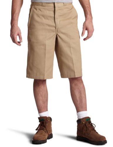 Dickies Herren Sport Shorts Streetwear Male Shorts 13 Zoll Multi-Pocket Work Beige