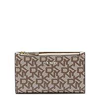 DKNY Womens Wallet, Multicolour (Chino/Caramel) - R92ZJC08