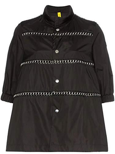 huge selection of 69579 01b8d Moncler Damen 490048554155999 Schwarz Polyester Jacke