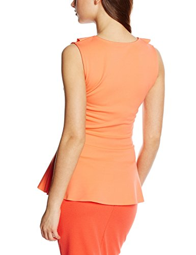 jane norman Damen T-Shirt Eliza Orange (Coral)