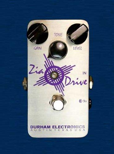 Durham Electronics - ZIA DRIVE - Overdrive Pedal