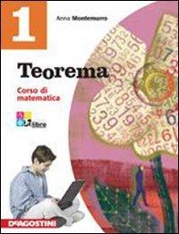 Teorema. Corso di matematica. Con quaderno operativo. Per la Scuola media. Ediz. illustrata. Con espansione online: TEOREMA 1 +QUAD.