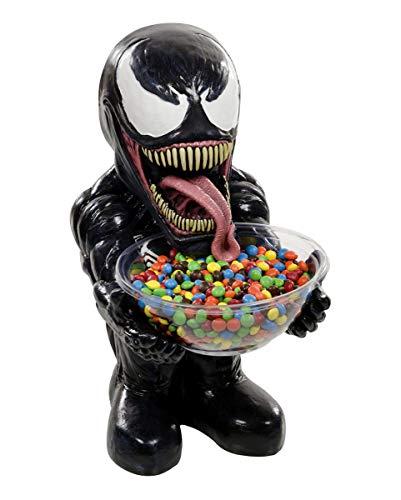 Horror-Shop Venom Süßigkeiten Halter als Marvel-Fanartikel (Halloween Candy Shop)