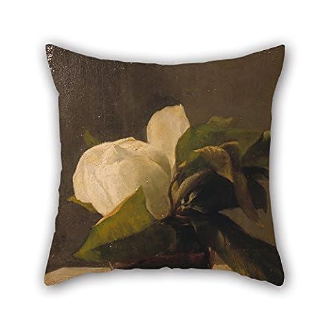 Uloveme 45,7x 45,7cm/45, 45cm de peinture à l'huile John LaFarge–Magnolia