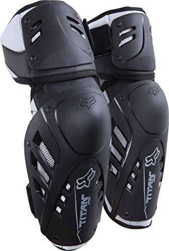 Fox Ellbogen Protektoren Titan Pro Elbow, Black, L/XL, 06195-001 -