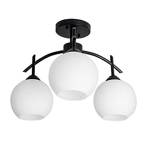 DDNL Ceiling Light Modern,Simple and Elegant Circular Flush Mount Ceiling