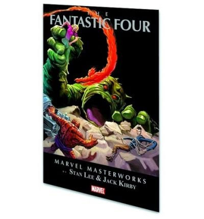[Marvel Masterworks: Fantastic Four Vol. 1] [by: Stan Lee]