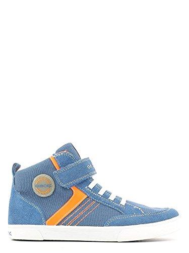 Geox , Baskets pour fille Bleu