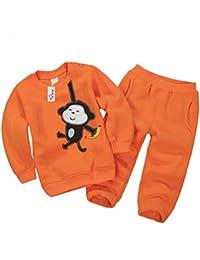 Vine Infantil Ropa Deportiva Chándales para Niños Bebé Conjuntos Manga larga Sudaderas + Pantalones