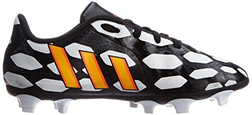 adidas Performance Kinder Fußballschuhe Schwarz / Weiß