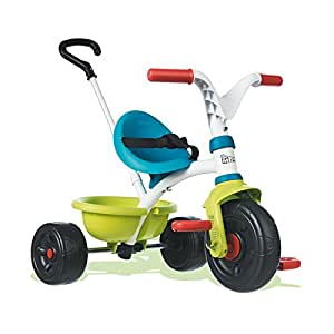 Smoby Be Move Pop Tricycle, Green