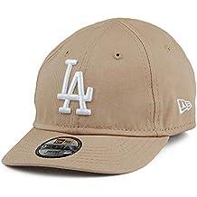 A NEW ERA Gorra de béisbol 9FORTY Kids League Essential L.A. Dodgers Camel