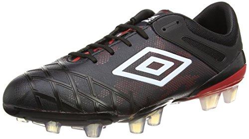 Umbro Ux-2 Pro Hg, Chaussures de Football Compétition homme Noir (a66)