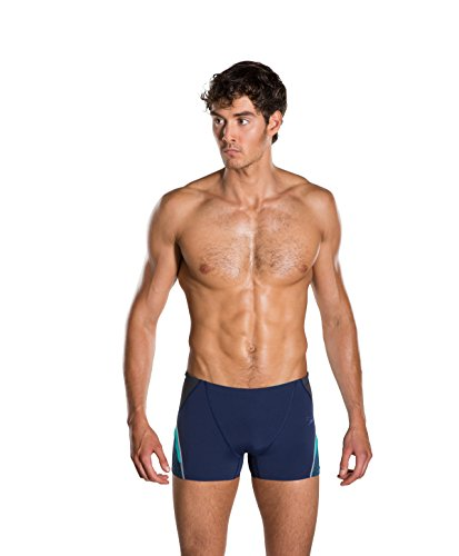 speedo-hombre-fit-splice-banador-tipo-boxer-para-hombre-hombre-speedo-fit-splice-navy-jade-arabian-n