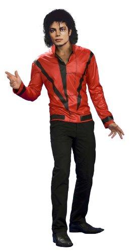 Michael Jackson tm Thriller tm Erwachsene Kostümsjacke. Ordnen Sie nach dem Größemedium (Jackson Kostüm Michael Thriller Jacke)