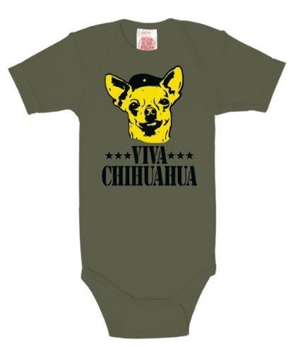 viva-chihuahua-logoshirt-baby-body-t-shirt-verde-verde-oliva-talla50-56