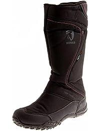 Horka Thermo Stiefel Fleece-Futter Wasserdicht Tex schwarz Clare 146203