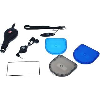 Speedlink Travel-Pack für die PSP/Playstation Portable (Kopfhörer, Displayfolie, KFZ-Ladegerät, 3 Spielehüllen uvm.)