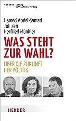 Was steht zur Wahl?: Über die Zukunft der Politik (Neuhardenberger Gespräche zur Zeit)