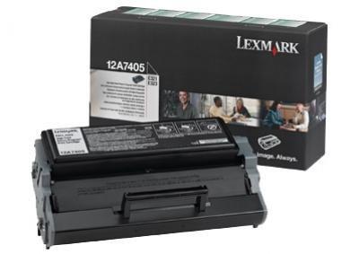 Lexmark Druckkassette E321