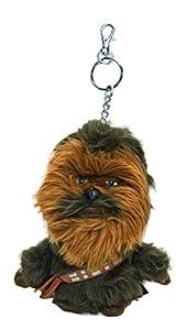 Joy Toy 741,155 Star Wars - Chewbacca Felpa Clave, 12 cm