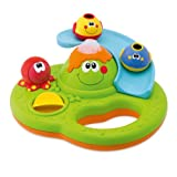 Chicco Bubble Island Bath Activity Toy