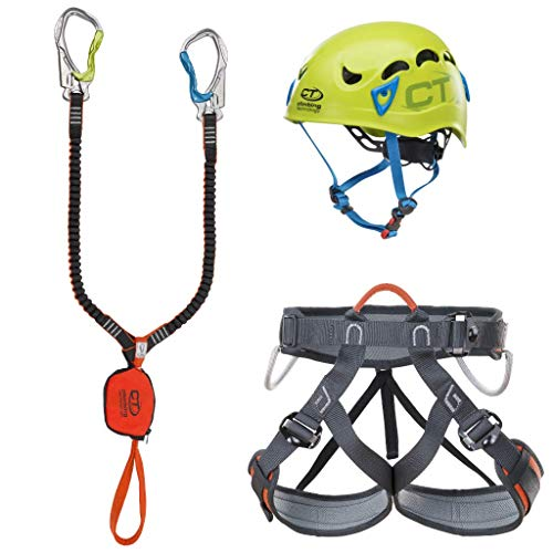 Climbing Technology Escoba Premium Galaxy Set ferrata