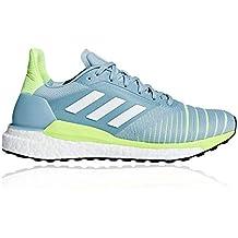 cheap for discount 9f86c 4472f adidas Solar Glide W, Zapatillas de Deporte para Mujer